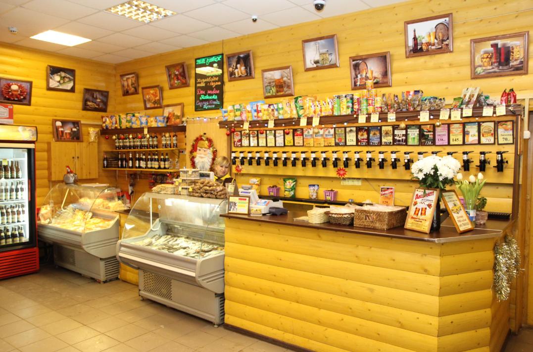 Бизнес-идея открытия магазина разливного пива