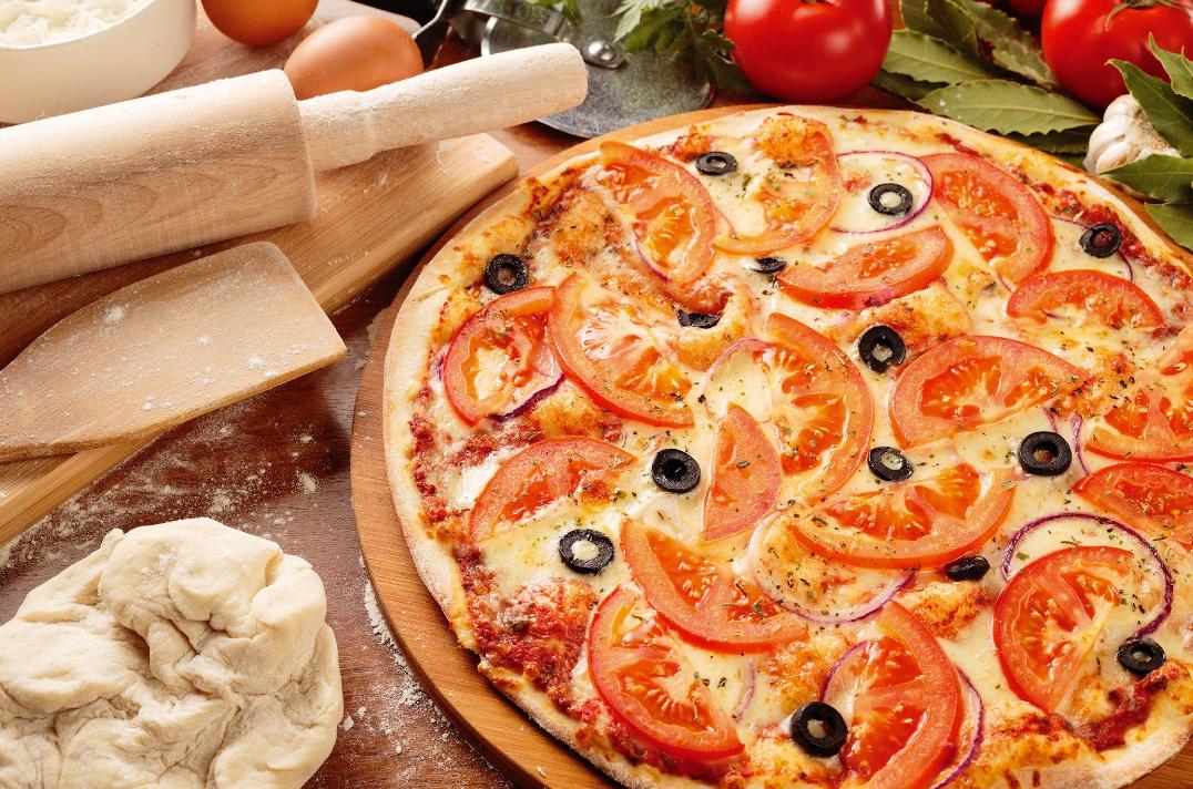 міні-план з виробництва та доставки піци