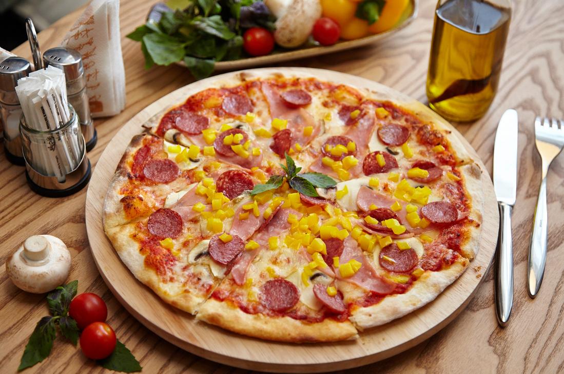 Новичку в бизнесе по доставке пиццы