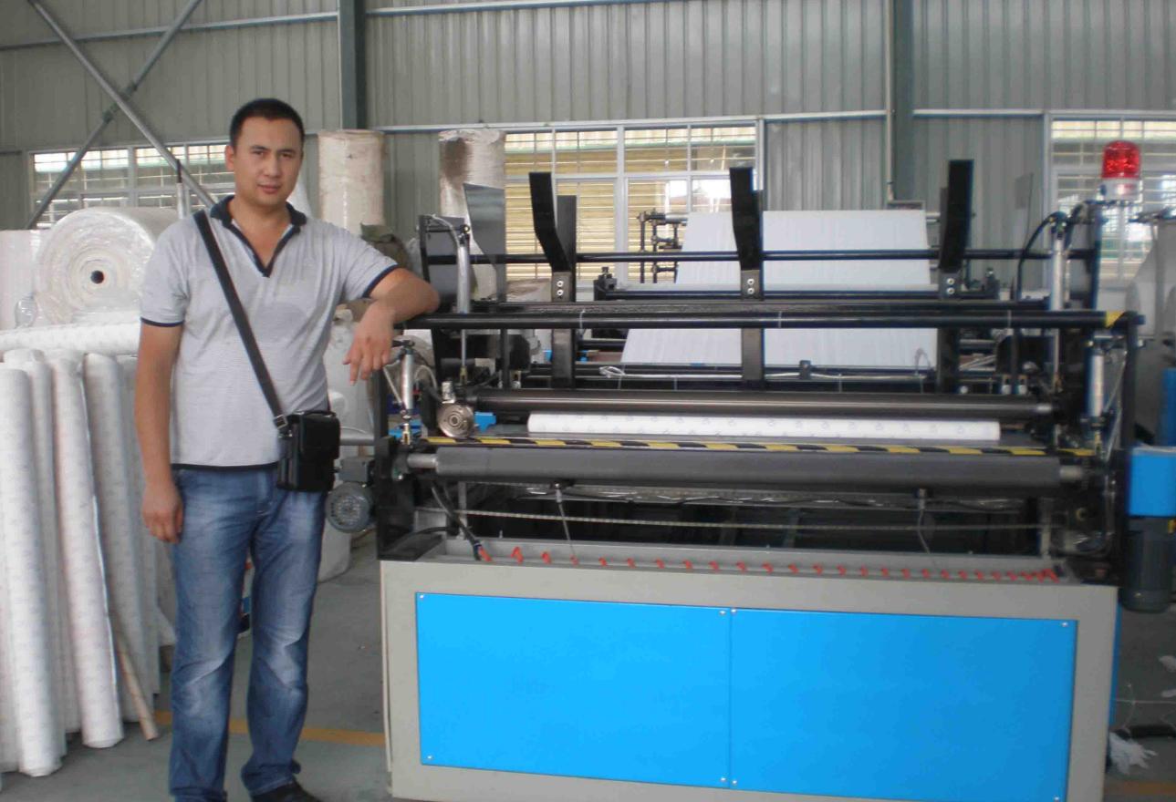 Бизнес по производству туалетной бумаги