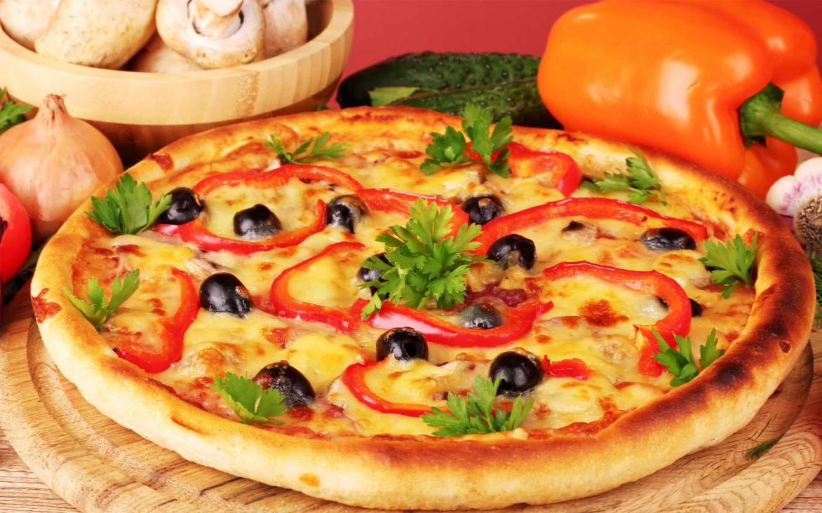 Служба по оказанию услуг по доставке пиццы