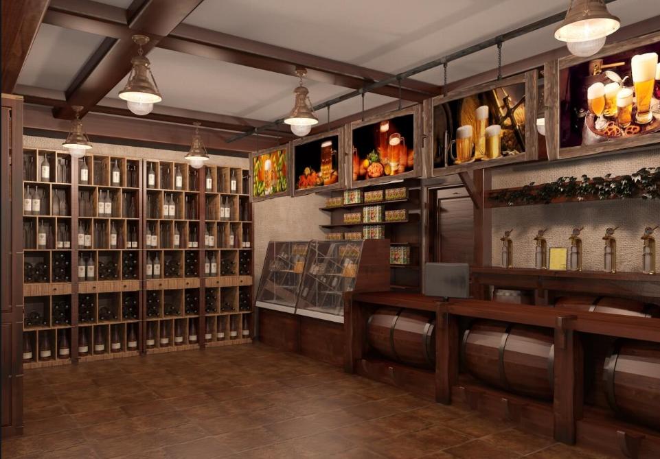 бізнес-ідея відкриття магазину розливного вина