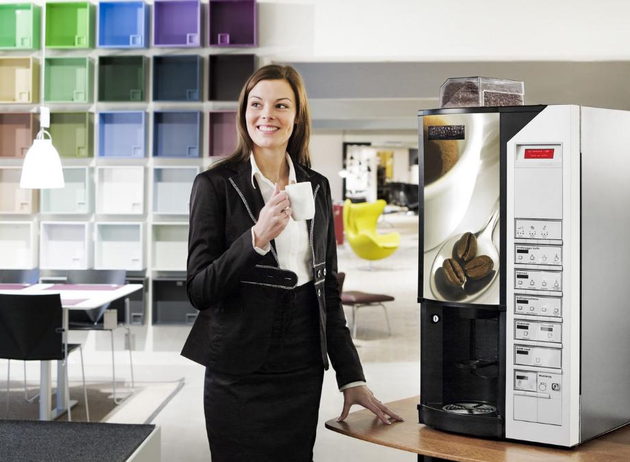 бізнес-ідея відкриття мережі кофематов