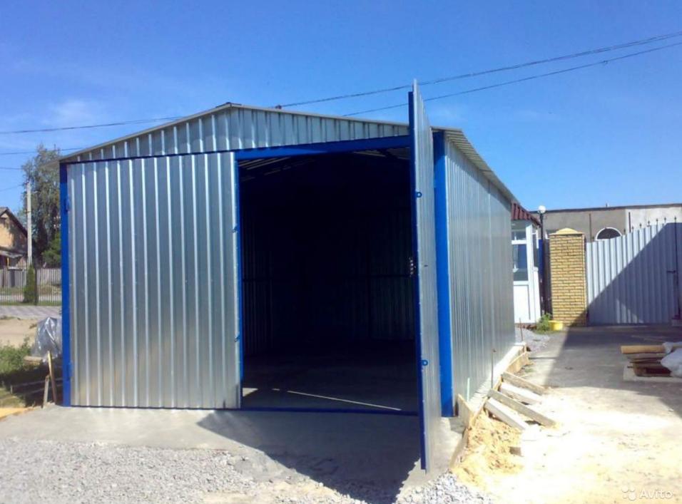бизнес-идея производства гаражей пеналов