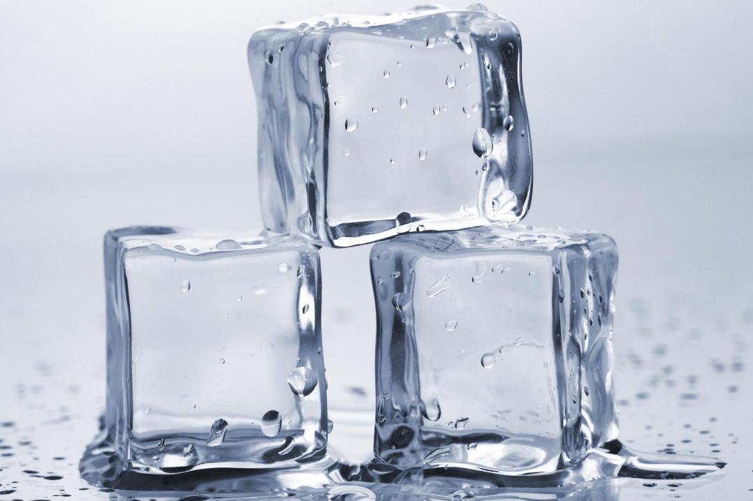 Бизнес-идея производства кубиков льда