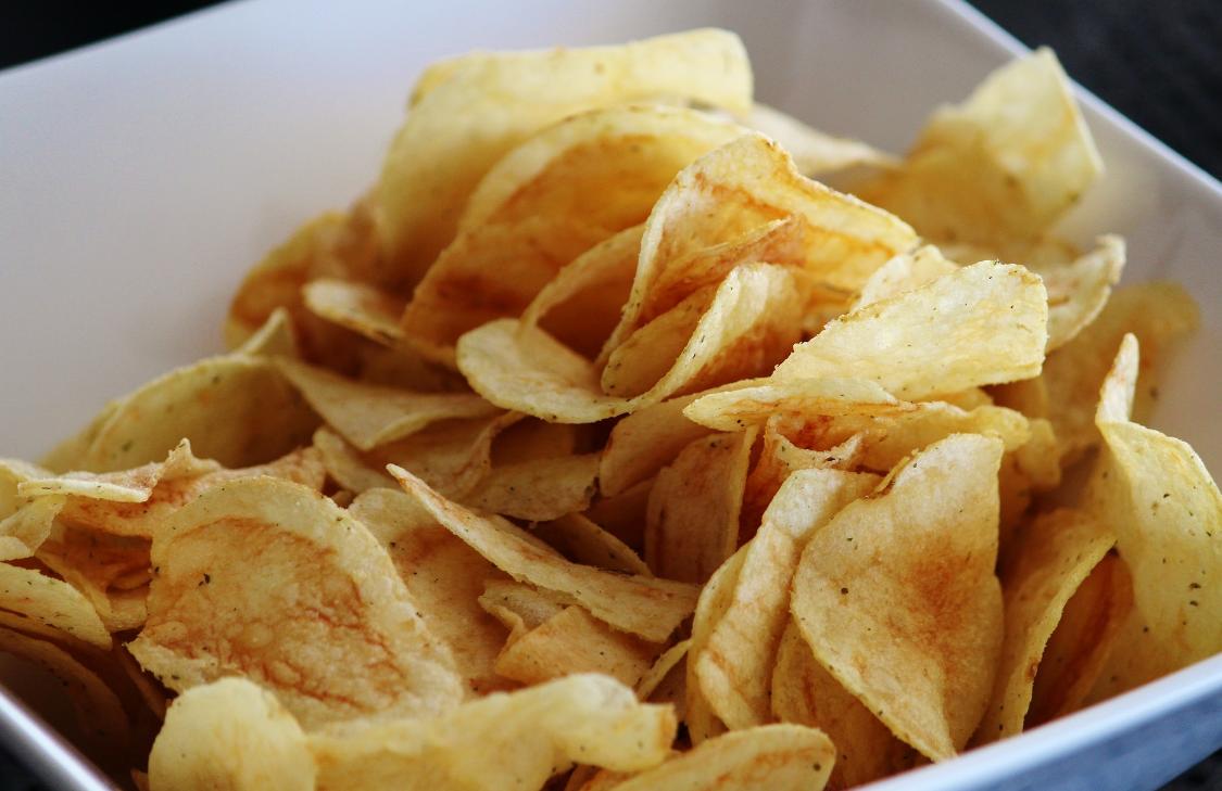 Бизнес-идея изготовления чипсов