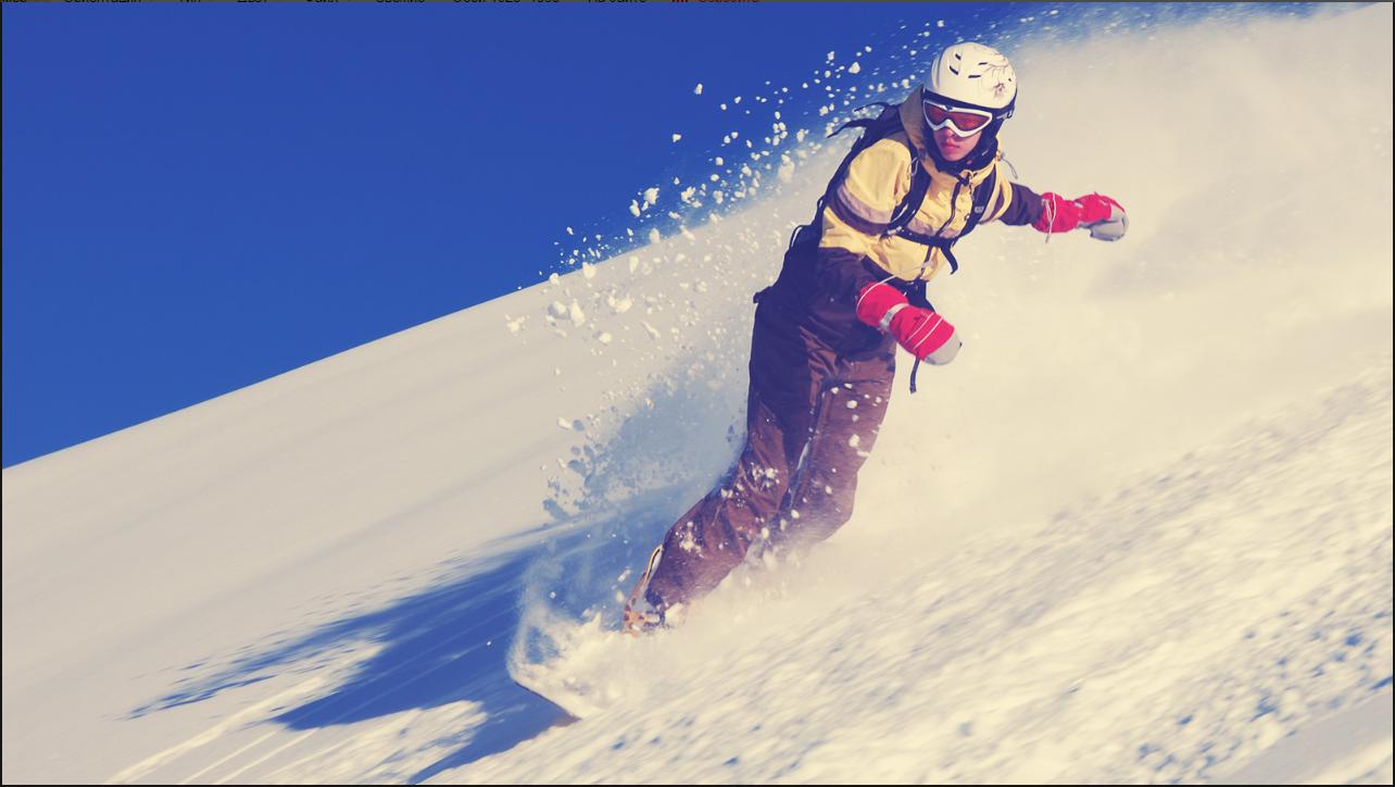 Бизнес-идея проката горных лыж и сноубордов