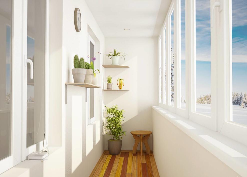 бізнес-ідея утеплення балконів і лоджій
