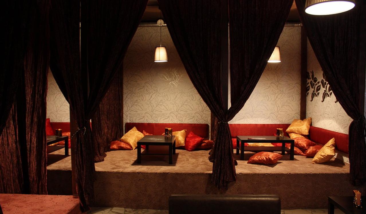 Бизнес-идея открытия кальянной комнаты