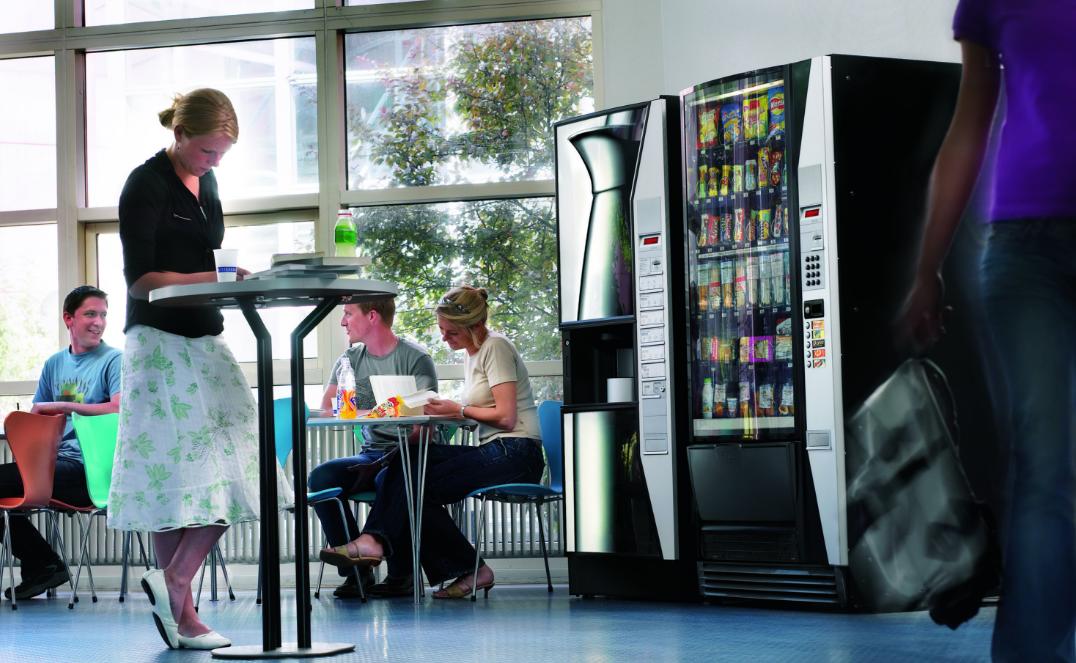 як організувати бізнес з відкриття мережі кофематов