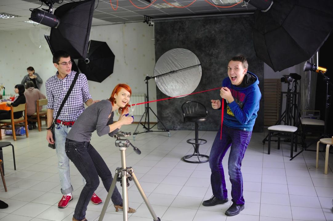 як організувати бізнес з відкриття фотостудії