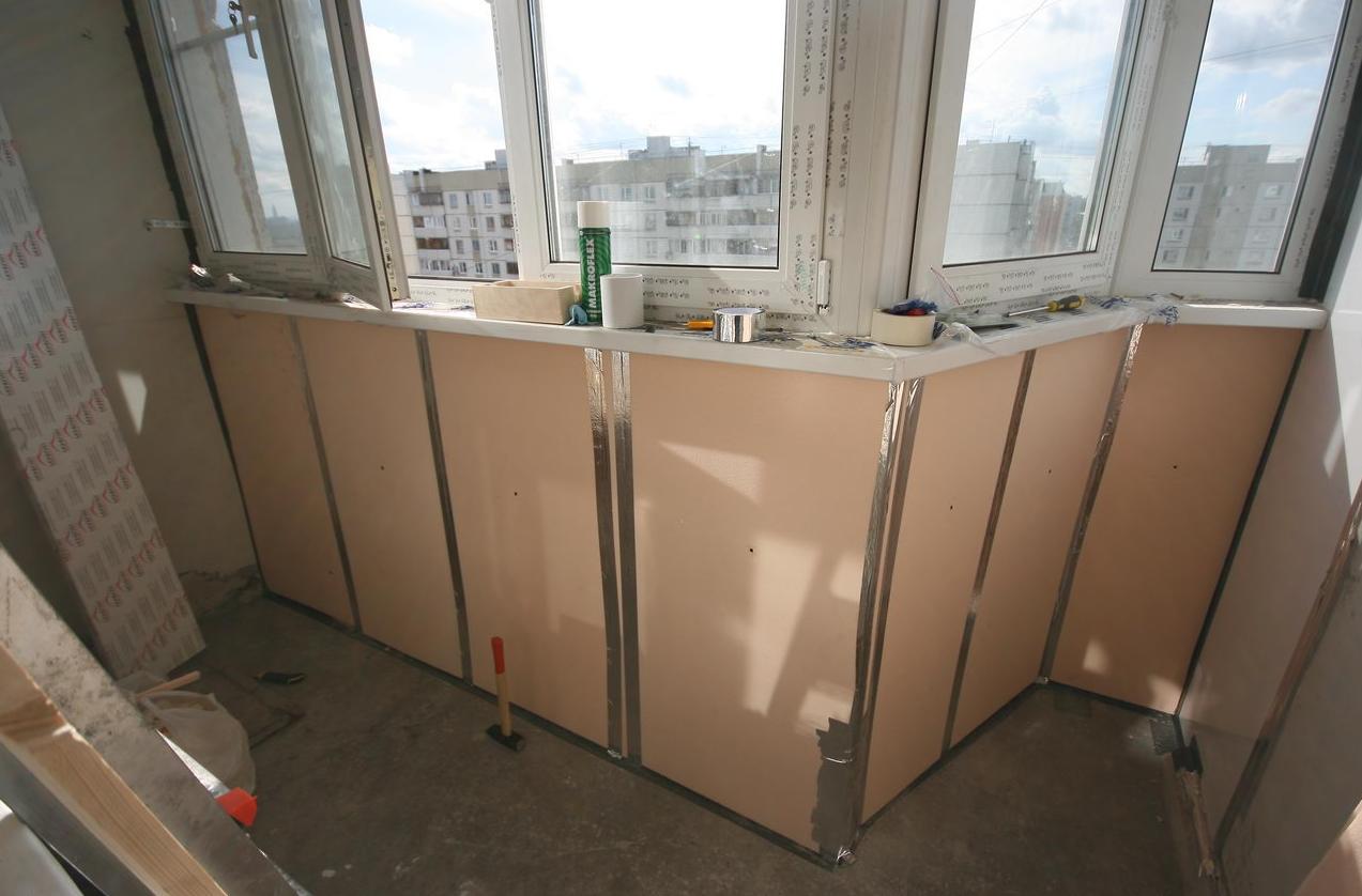 Как организовать бизнес по утеплению балконов и лоджий