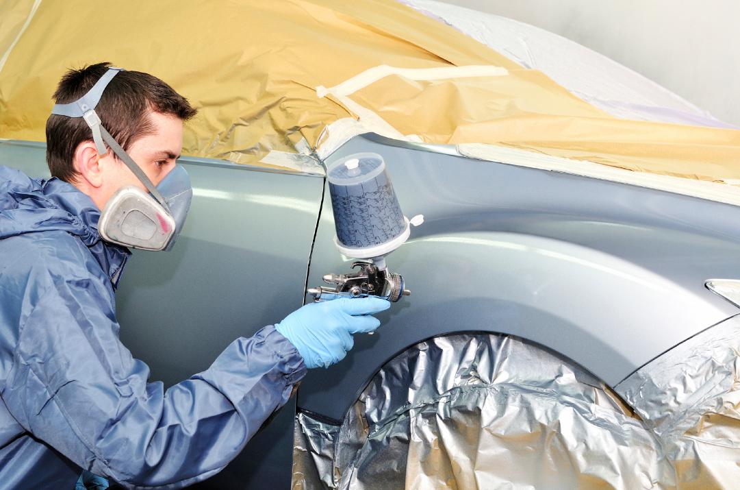 фарбування кузова автомобіля