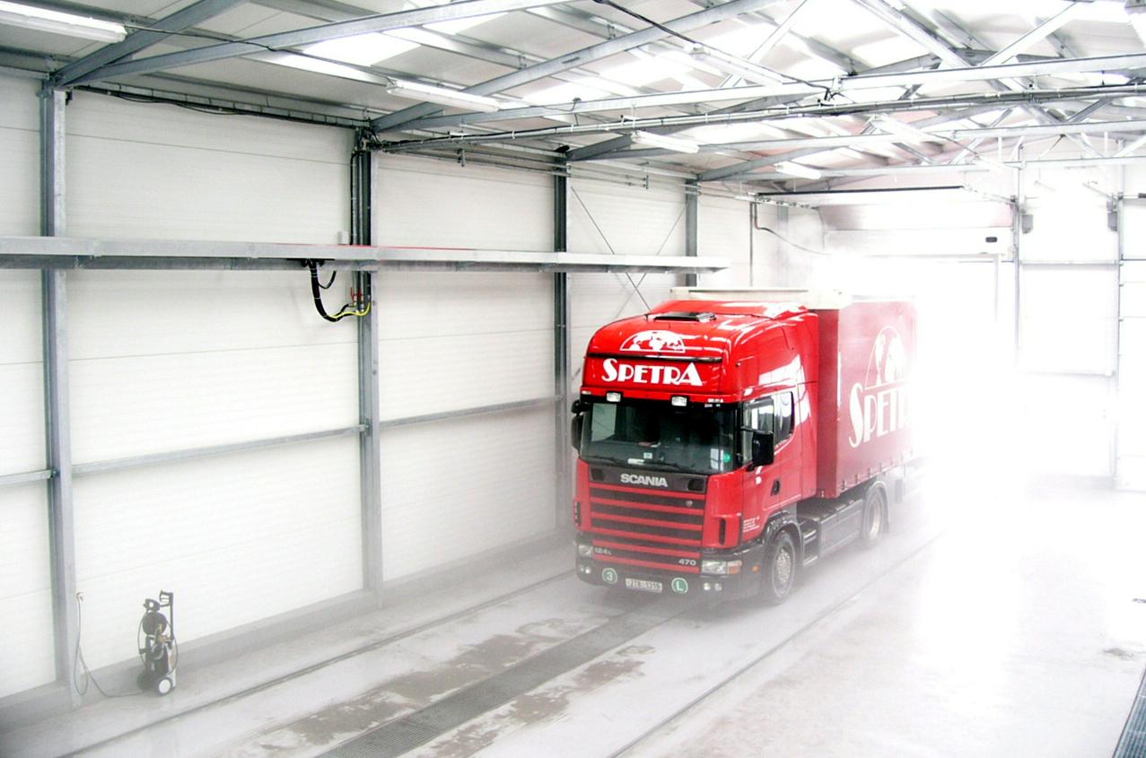 бизнес-идея автомойки грузовых автомобилей