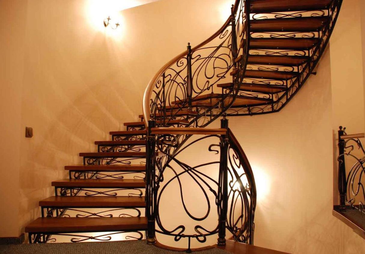металлических лестниц - Бизнес-идея изготовления лестниц