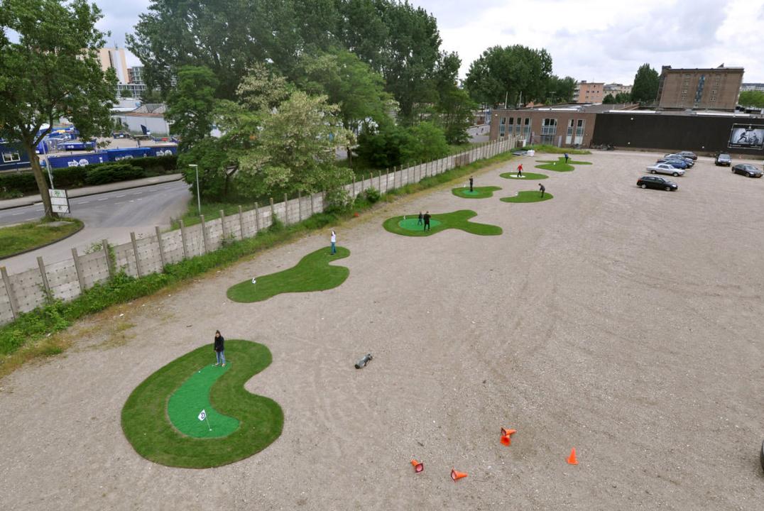 як організувати бізнес з відкриття міні-гольф площадки