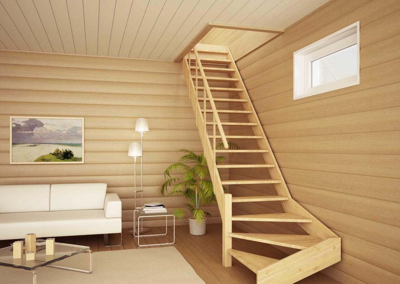 як організувати виготовлення сходів з дерева і металу