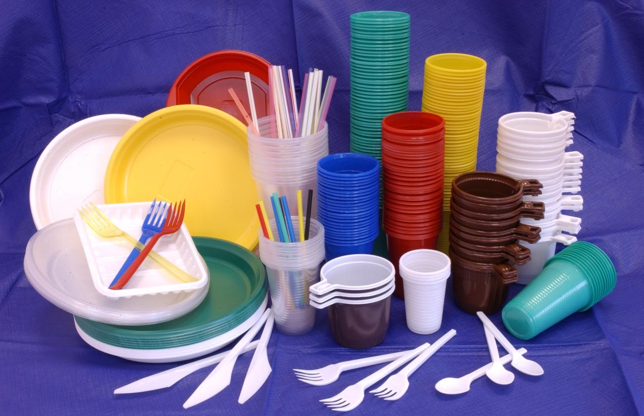 Бизнес-идея производства пластиковой посуды
