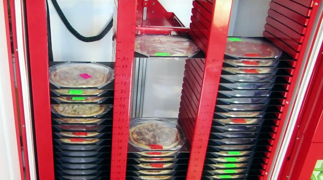 бизнес-идея установки пиццемата
