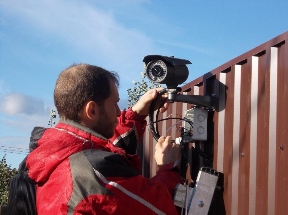 бизнес идея установки систем видеонаблюдения