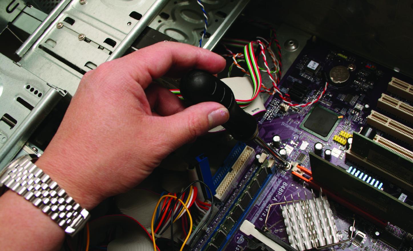 Как раскрутить услуги по ремонту компьютеров