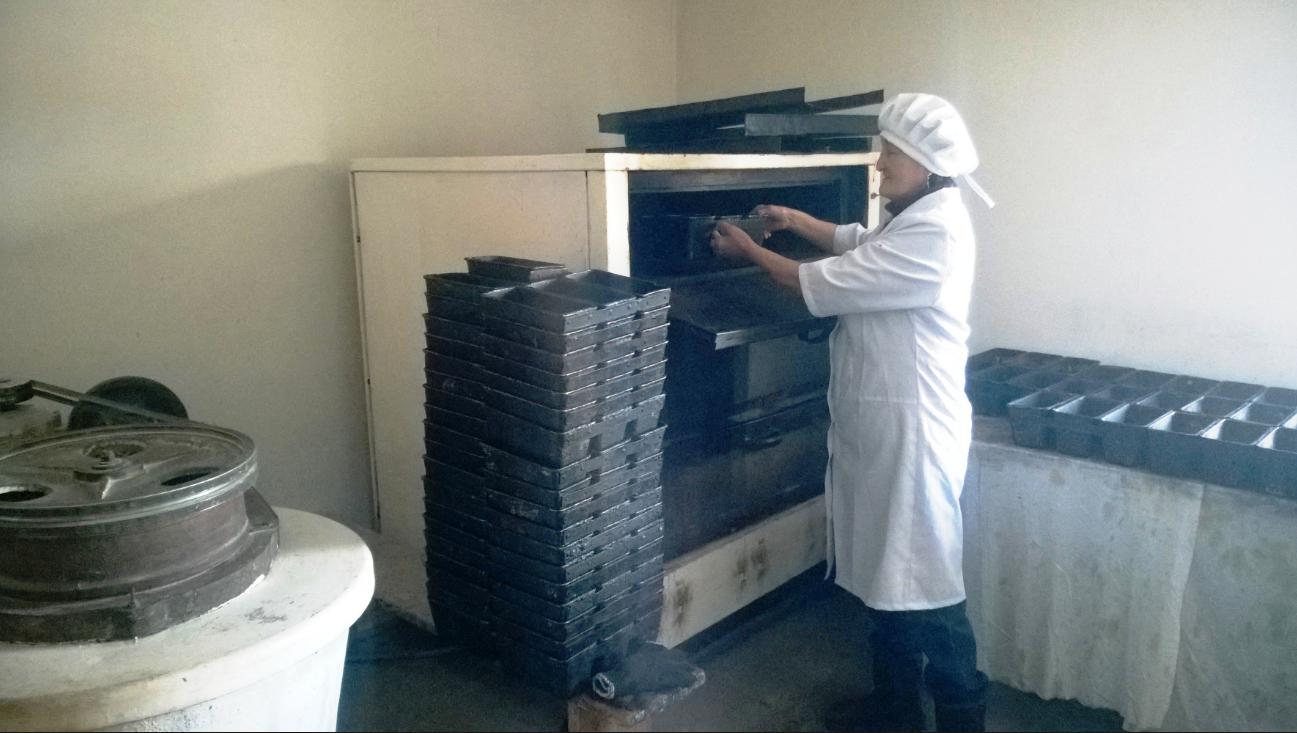 Бизнес-идея открытия пекарни
