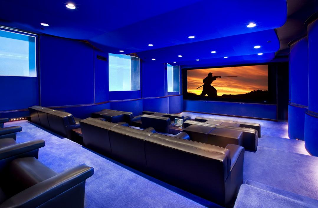 Бизнес-идея открытия мини-кинотеатра