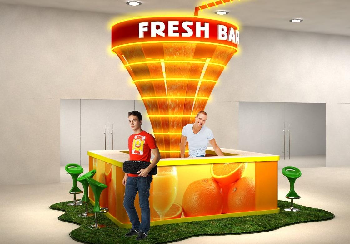 бізнес-ідея відкриття фреш-бару