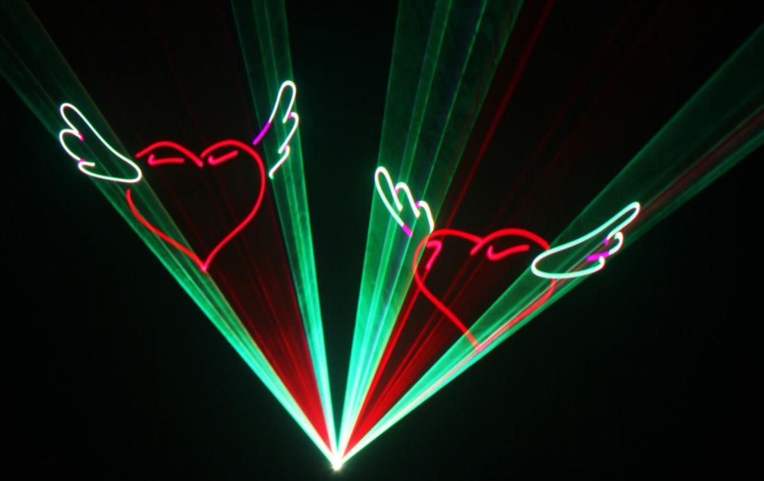 бізнес-ідея проведення лазерного шоу