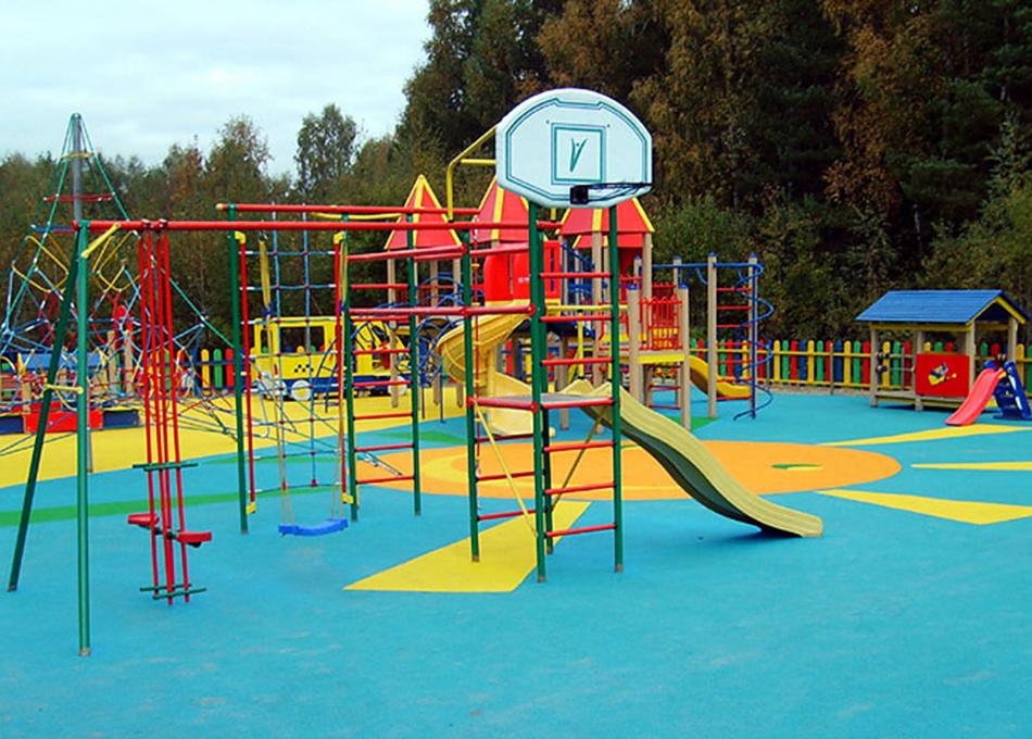 бізнес-ідея виробництва дитячих спортивно-ігрових майданчиків