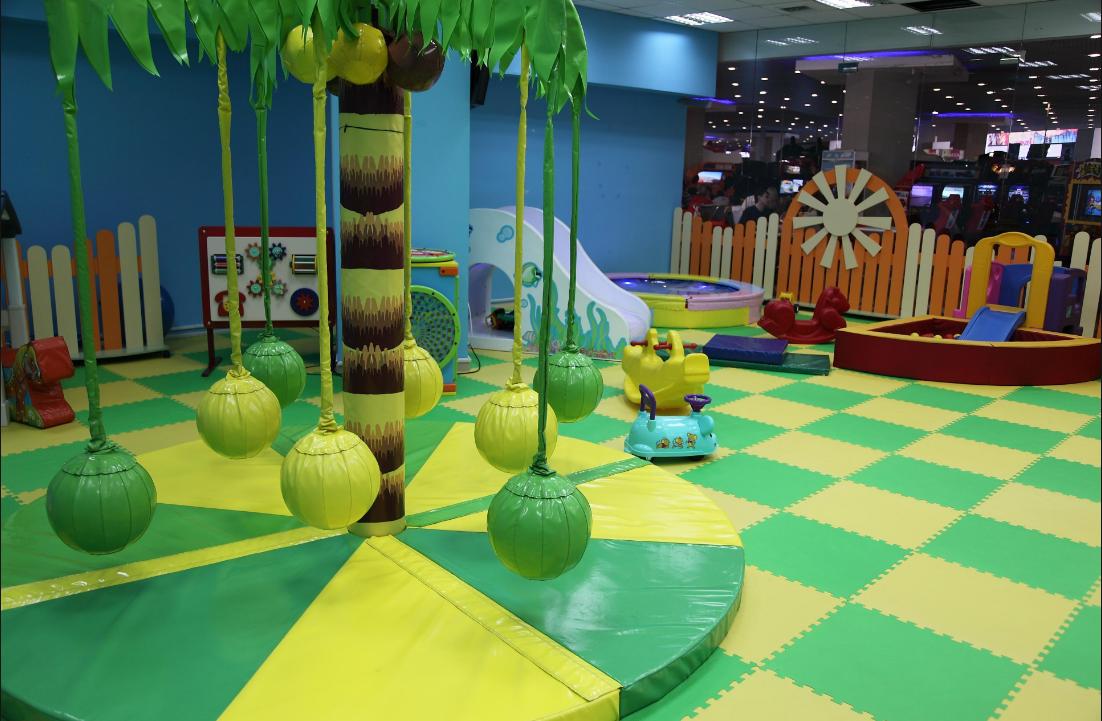 бизнес по открытию детского игрового комплекса