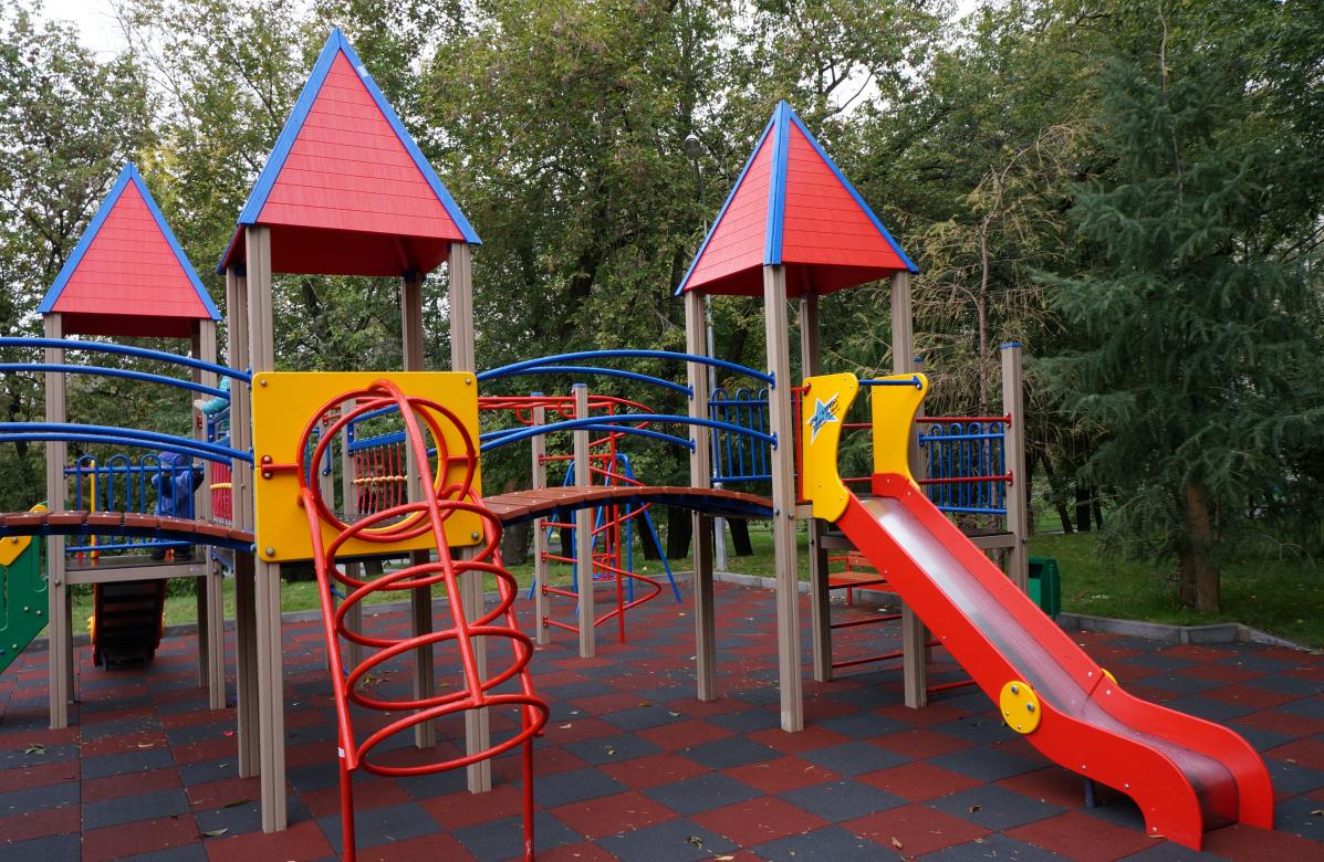 бизнес по производству спортивно-игровых детских площадок