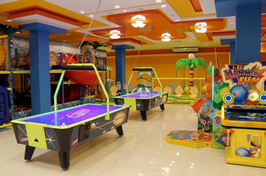игровые комплексы для детей как вариант бизнеса