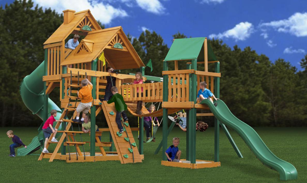 как организовать бизнес по производству детских спортивно-игровых площадок