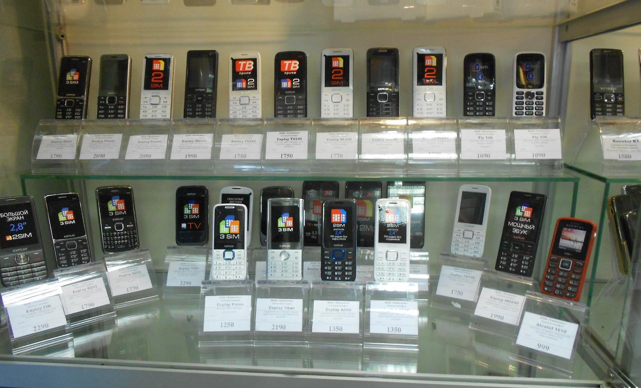 як відкрити магазин з продажу мобільних телефонів