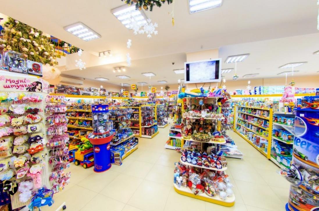 Бизнес на открытии магазина детских игрушек