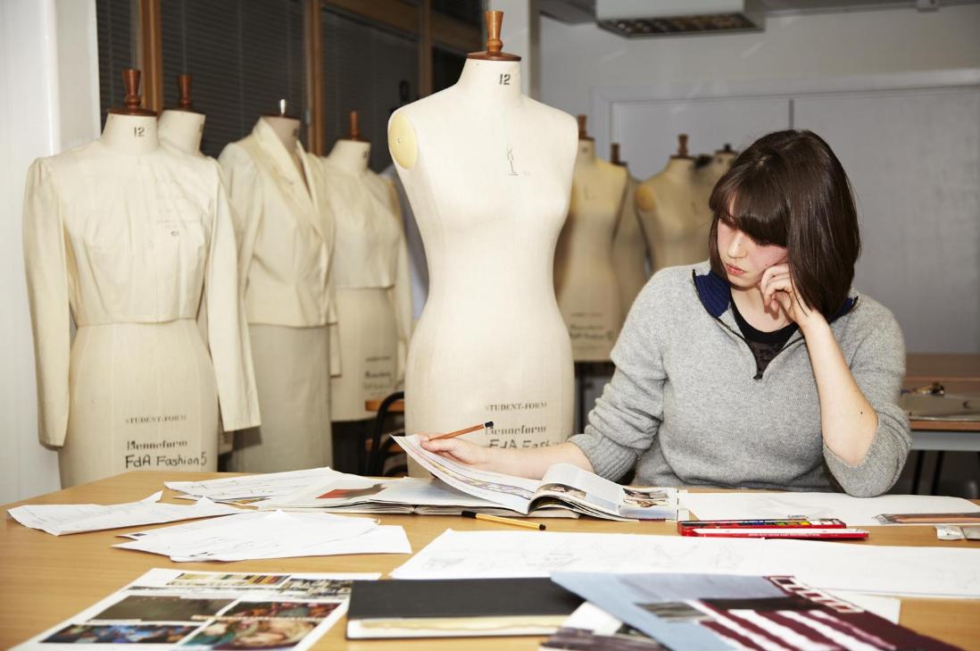 Вложения в открытие дизайн-студии одежды