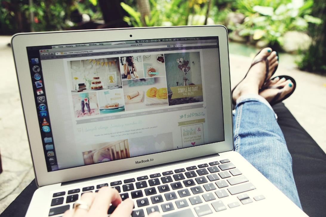 Бизнес-идея ведение своего блога или сайта