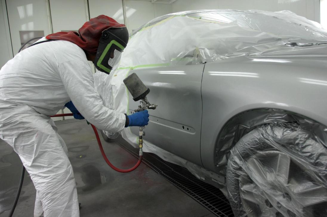 бізнес-ідея відкриття цеху фарбування автомобілів
