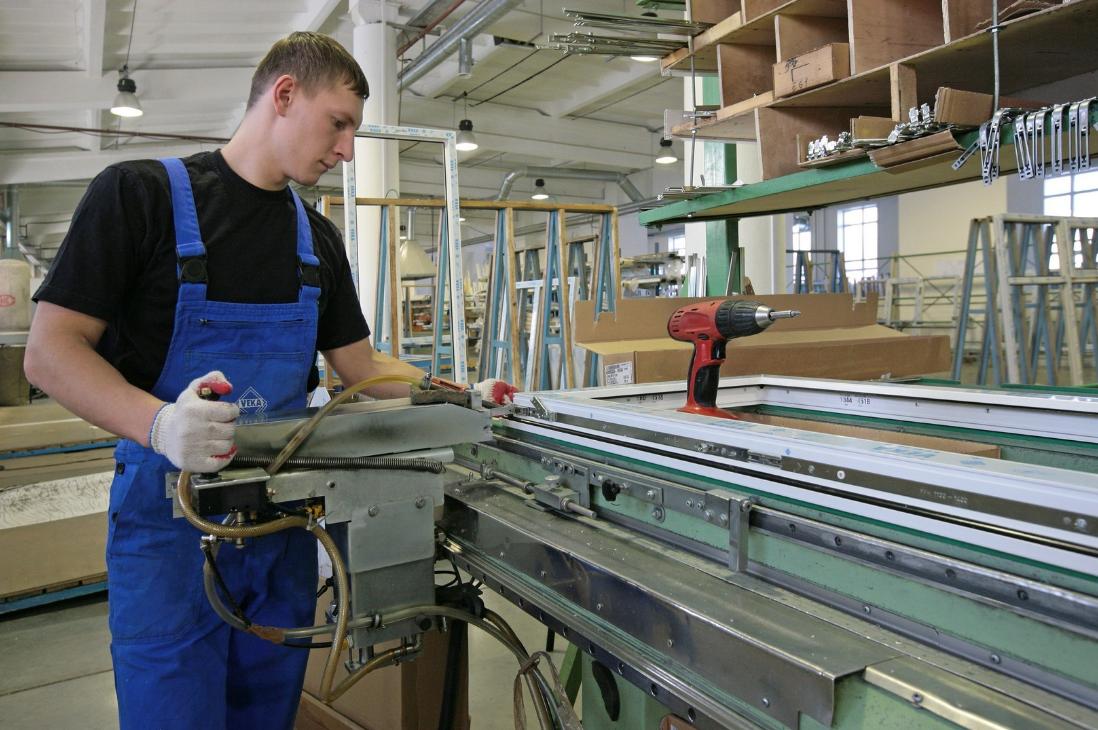 бізнес-ідея по виробництву пластикових вікон