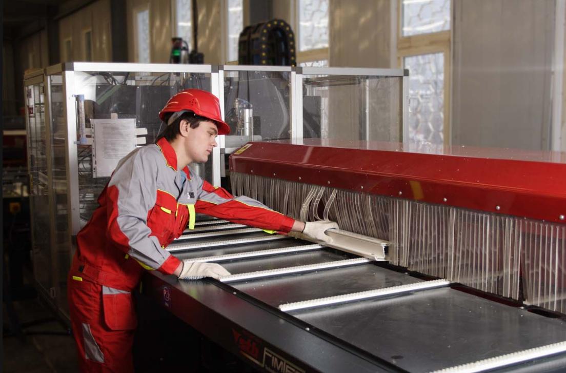 як організувати бізнес з виробництва пластикових вікон