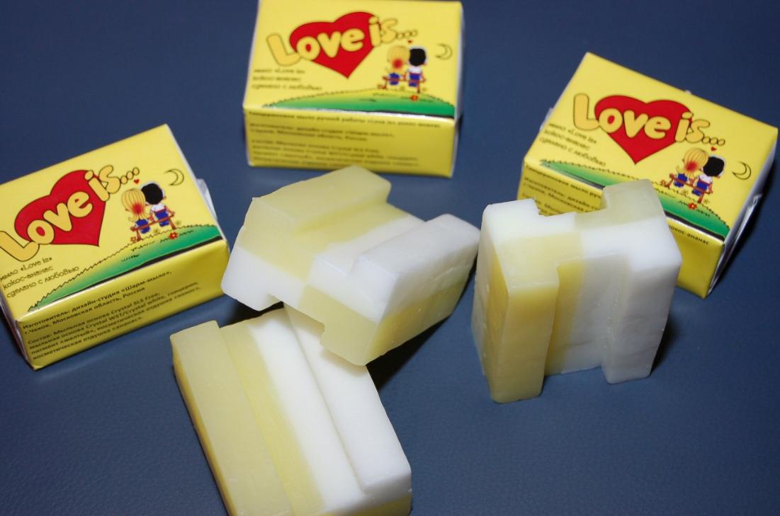 Бизнес-идея производства рекламного мыла