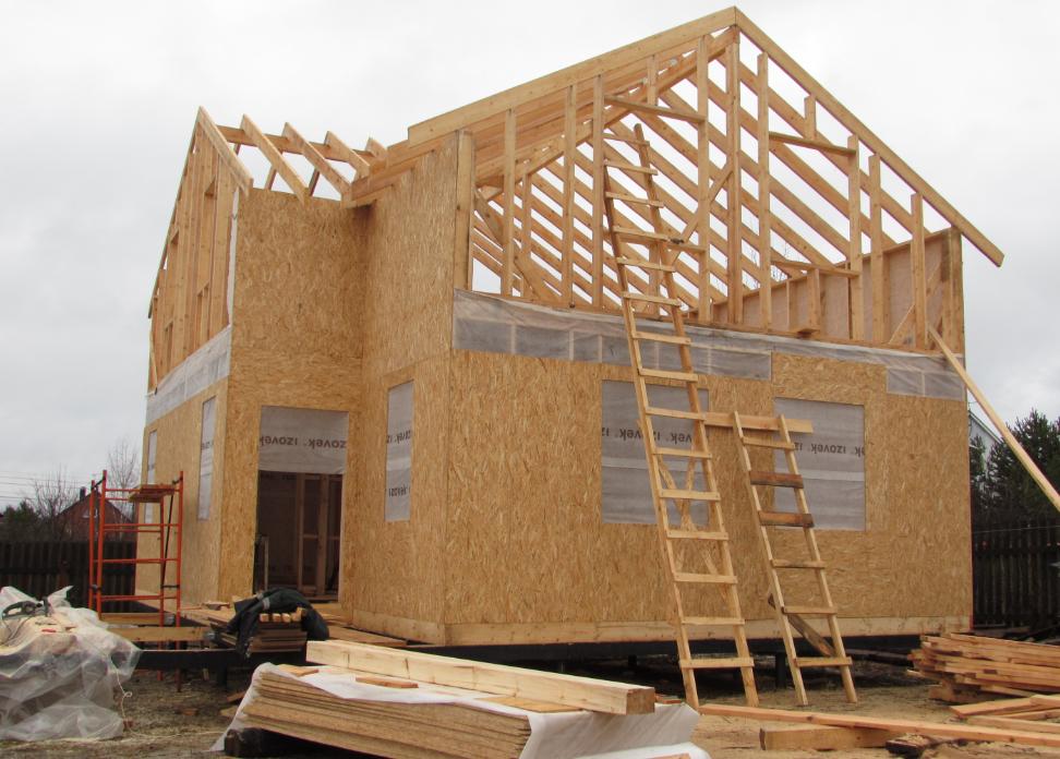 як організувати бізнес по будівництву будинків технологія SIP