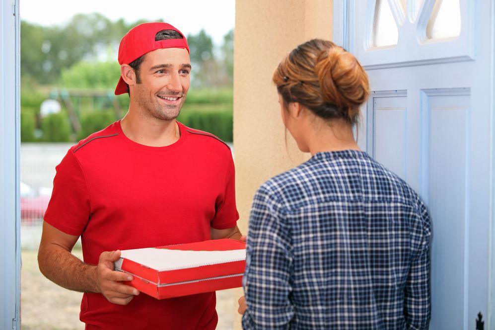 бізнес ідея з доставки піци