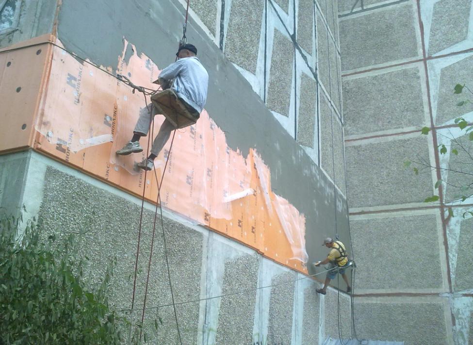 бізнес-ідея утеплення стін будинків