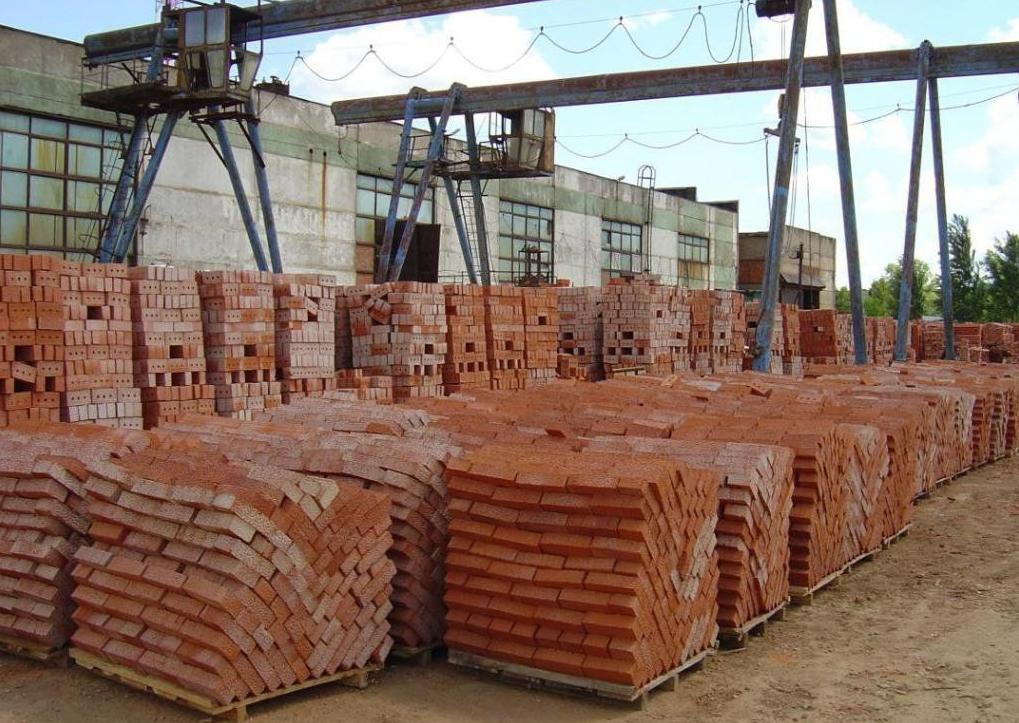 бізнес з відкриття цегельного міні-заводу