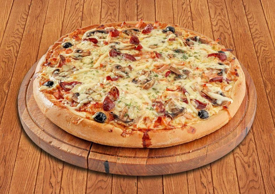 як організувати бізнес з доставки піци