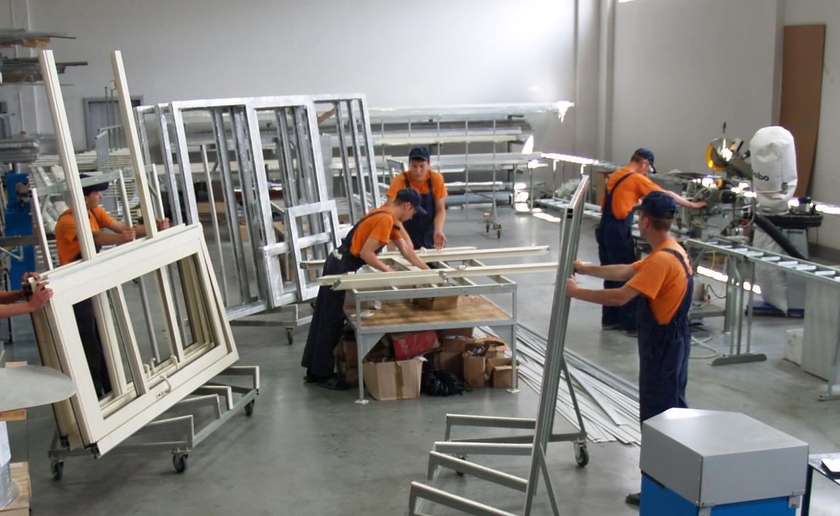 як організувати бізнес з виробництва пластикових вікон ПВХ