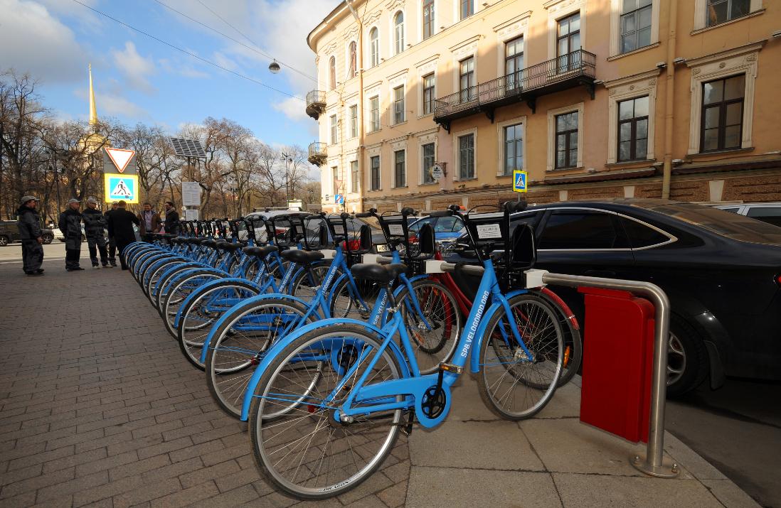 як організувати бізнес по прокату велосипедів