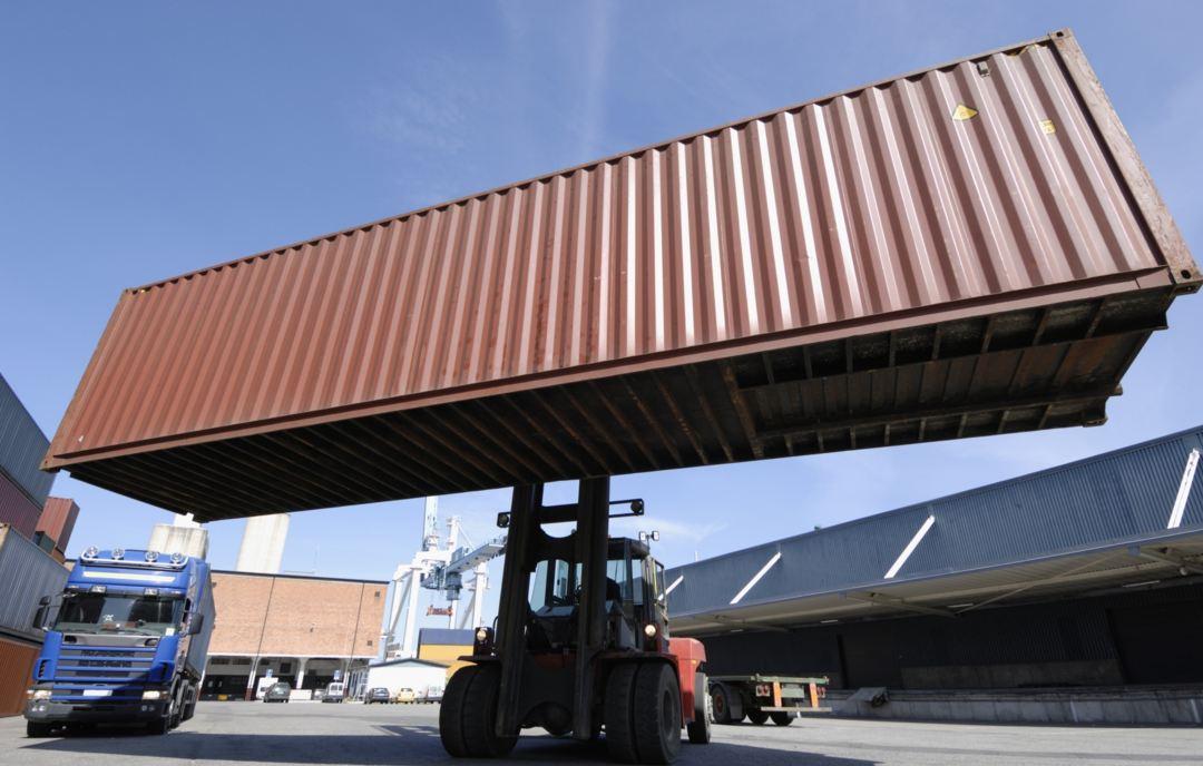 контейнерна перевезення вантажів
